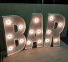 BAR Marquee Lights -White