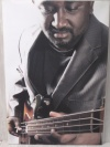 African Jazz Canvas 8 - Bassist