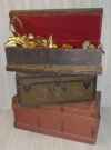 Assorted Treasure Trunks
