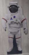 Astronaut Cut Out XO1
