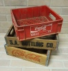 Authentic Cola Crates