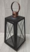 Black Copper Lantern