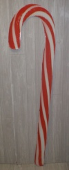 Candy Cane Cut Out XO1