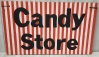 Candy Store Sign Cut Out P1