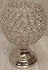 Crystal Ball Candle Holder 2