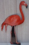 Flamingo Cut Out XO1