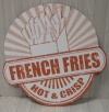 French Fries Cut Out XO1