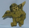 Gold Cherub Cut Out P2