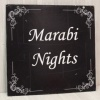 Marabi Nights Sign Cut Out