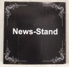 News Stand Sign Cut Out