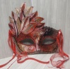 Mask Cut Out XO2 - Red