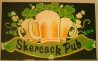 Shercock Pub Sign Cut Out