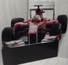 Racing Car Cut Out XO1