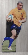 Rugby Cut Out X03