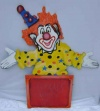 Clown Cut Out - Small