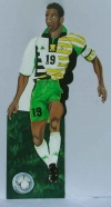 Soccer cut out 1