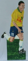 Soccer cut out 12