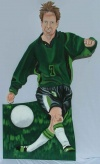 Soccer cut out 2