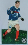 Soccer cut out 6