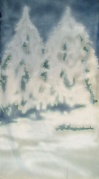 Winter Wonderland Backdrop Panel 5