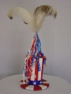 American Hat Centre-piece