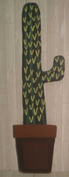 Cacti Cut Out P1