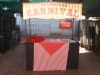 Ticket Booth Carnival Cart