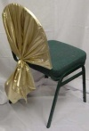 Chair Top Gold