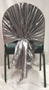 Chair Top Silver