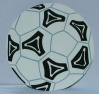 Larger Soccer Ball Cut Out