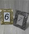 Table Number Frame