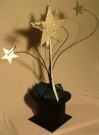 Silver Star Centre Piece