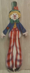 Circus Centre Piece -  Tall Clown 2
