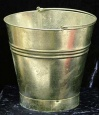 Medium Tin Bucket