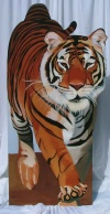 Tiger Cut Out P1
