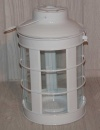 White Nautical Lantern